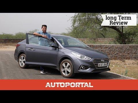 Hyundai Verna Long Term Review One Year Report - Autoportal