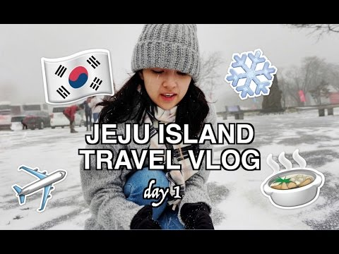 Korea Travel Vlog 1 #ReiTravels