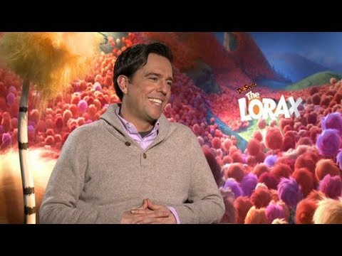 Ed Helms Talks Up His Rivalry With Taylor Swift and a Possible Office Spinoff