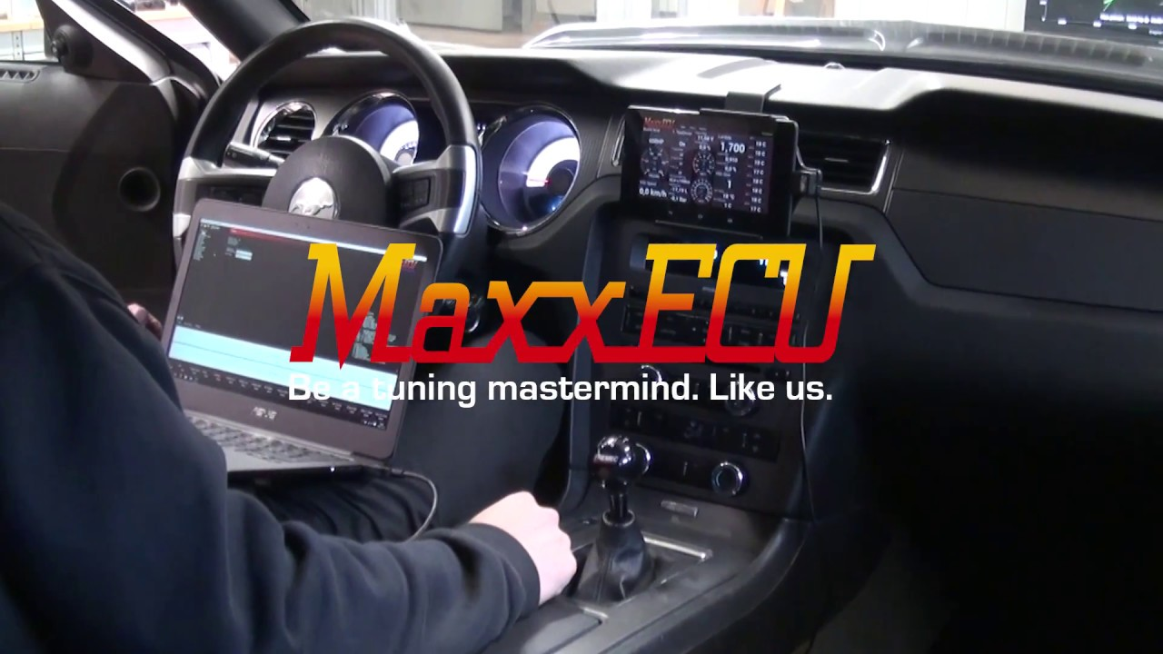 MaxxECU MTune - Powerful PC software for intuitive dynotuning and