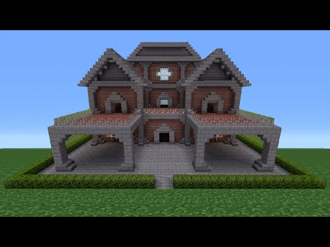 Minecraft Tutorial: Brick House - 6