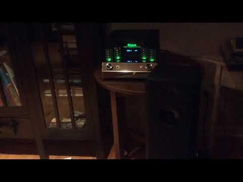 Stevie Ray Vaughan , McIntosh MA 252,  Tin Pan Alley