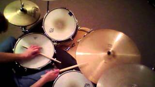 "Jon Biggs "" The Court Of The Crimson King "" - drum cover"