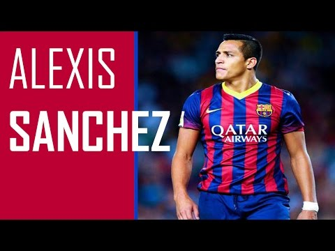 Alexis Sanchez || Welcome to Arsenal || Goals & skills || 2013/2014|| HD