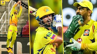 Daddies team..? CSK's answer for Criticisms..   Chennai Super Kings   Mumbai Indians   IPL2020
