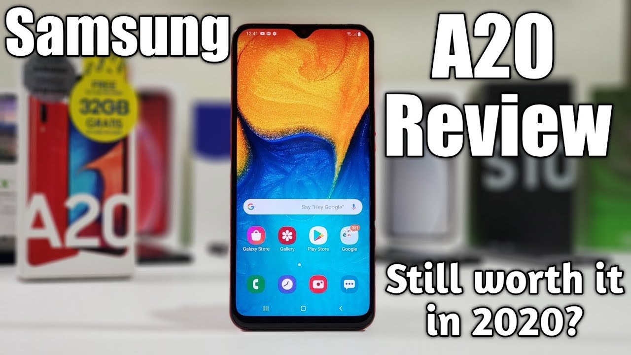 Samsung Galaxy A20 Full Review - Still worth it in 2020??