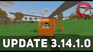 Unturned 3.0 - Вертолеты и самолет! (Обновление 3.14.1.0)