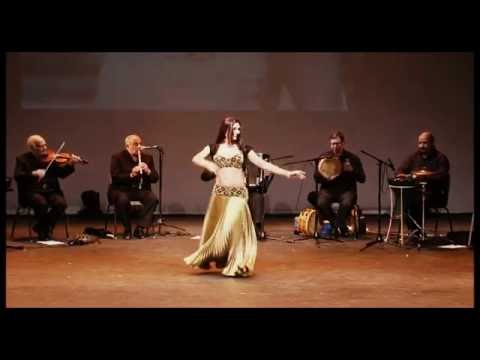 Naima Akef Tamr Hennah -  Belly Dance by Serena Ramzy &  Live Music by Hossam Ramzy