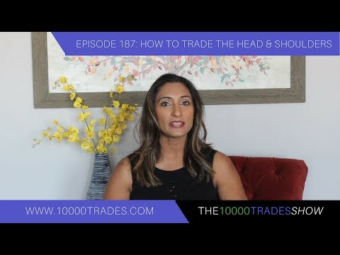 Episode 187: How to Trade the Head & Shoulders - Best Chart Pattern to Trade - Trading Strategy