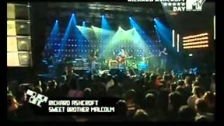 Richard Ashcroft - Sweet Brother Malcolm - MTV Supersonic - Milan 10-03-2006