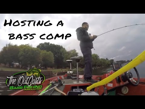 Hosting A Bass Fishing Competition - Bronkhorstspruit Dam
