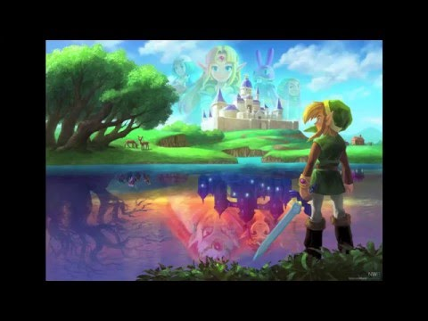 Relaxing Legend of Zelda Music: Part 2