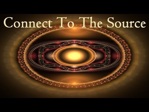 Increase Your Vibrational Energy - Connect To the Source | Subliminal Messages Isochronic