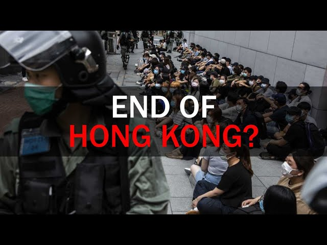 End of Hong Kong? | Taiwan Insider | May 28, 2020 | RTI