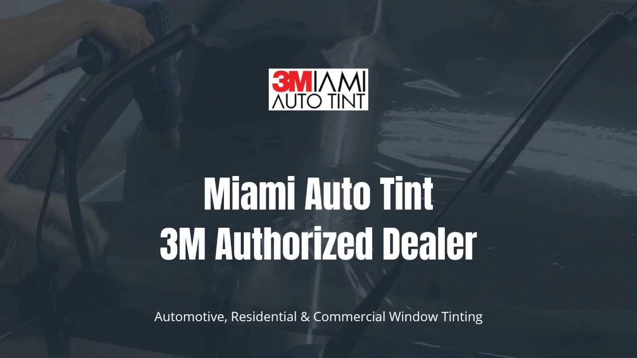 Car Window Tinting, Auto Window Tinting, Miami, Hialeah, Miami Dade