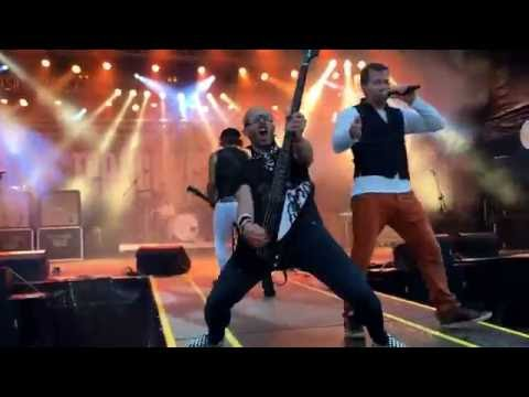 TERRORVISION - TEQUILA - Live at STEELHOUSE Festival 2016 .... 24/07/16