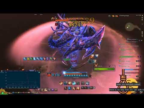 Blade & Soul Drowning Deeps Numok BD solo : LightTube