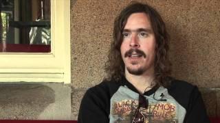 Opeth interview - Mikael Åkerfeldt (part 5)
