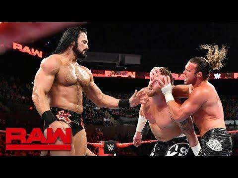 Heath Slater & Rhyno vs. Dolph Ziggler & Drew McIntyre: Raw, May 7, 2018