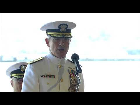 U.S. Indo-Pacific Command Changes Leadership