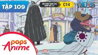 One Piece Tập 109 - Cuộc Đào Thoát Ngoạn Mục! - Quả Bóng Doru Doru! - Hoạt Hình Tiếng Việt