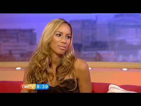 Leona Lewis - Interview - GMTV - 12th Nov 09-snoop