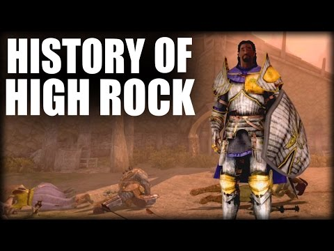 The History of High Rock - Elder Scrolls Lore