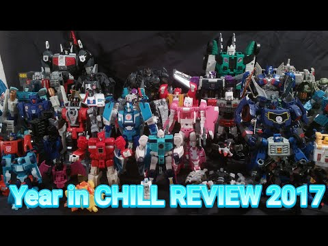 Year in CHILL REVIEW 2017: Retail Transformers: TMan Moment
