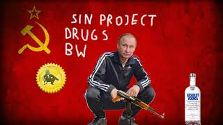 Sin Project - Drugs (BASS BOOSTED)