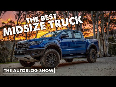 The Best Midsize Pickup   The Autoblog Show Ep 01