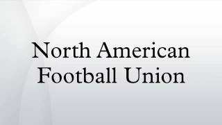 North American Football Union