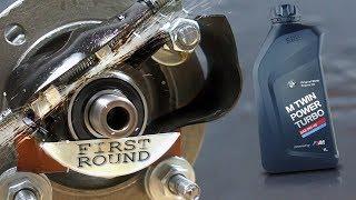 BMW M TwinPower Turbo 0W40 Jak skutecznie olej chroni silnik?