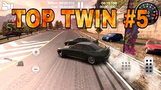 TOP Best Twin Drift #5 Live Tandem Full Track   Парный дрифт   CarX Drift Racing MOBILE