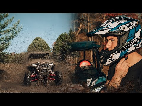 We Were Given a Polaris RZR For Two Days | Trailhead ATV Resort