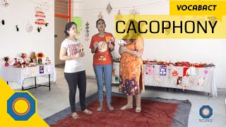 Meaning of Cacophony