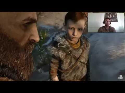 Reaccion a God Of War Trailer - E3 2016 !!!