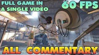 Half-Life 2 - Developer Commentary - Episode 2  【60FPS】