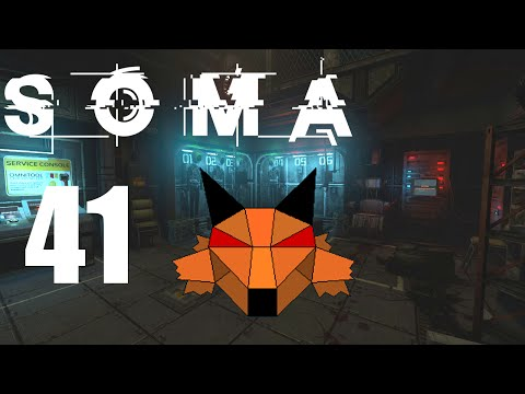 Let's Play SOMA [PC/1080P/60FPS/Blind] Part 41 - Living Quar