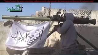 Война в Сирии   жестокие городские бои Алеппо 2018