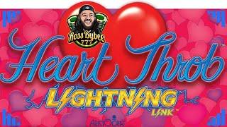 Heart Throb MAJOR +$2000 😱 ChangeItUp 😱 Lightning Link