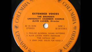 Extended Voices - V.A.  (1968)