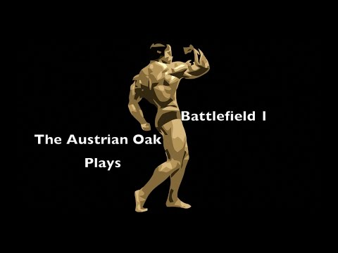 The Austrian Oak plays Battlefield 1