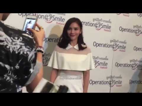 ออม สุชาร์ โครงการ Operation Smile @InterContinental Hotel Bangkok 20Jan15 [cam]