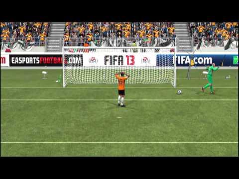 FIFA 13: Brad Friedel's Montage