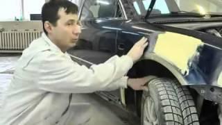 Кузовной ремонт, ремонт вмятин, стапельные работы, восстановление геометрии кузова, жестяные работы