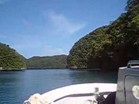 "Palau""Rock Islands"" Cruise Guide Tour"