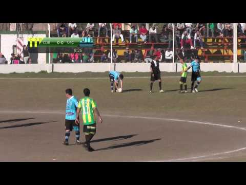 Club Deportivo Bovril vs Union Foot Ball Club (vuelta)