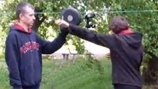 Драка. Как научиться драться. Уроки самообороны: пощечина