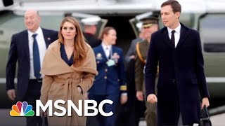 Chaotic Week Seems To Signal President Donald Trump White House Is In Crisis | The 11th Hour | MSNBC