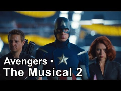 Avengers • The Musical 2